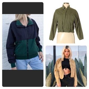 Brandy Melville jacket bundle